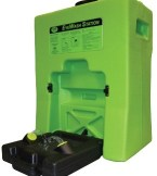 SAS 5135 Portable Gravity Fed Eyewash Station (Economy) 16 gallon