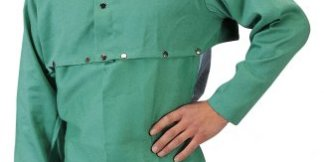 John Tillman 6221 Flame-Retardant Cotton Cape Sleeves