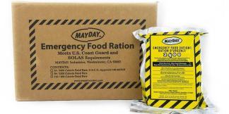 MayDay 73512 Mayday Food Bar 2400 Cal - Case 24