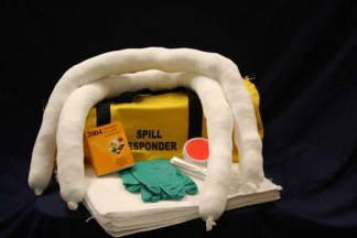 Duffle bag Spill Kit
