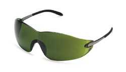 S21130 Welding Safety Glasses - Green 3.0 Lens