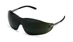 S21150 Welding Safety Glasses - Green 5.0 Lens