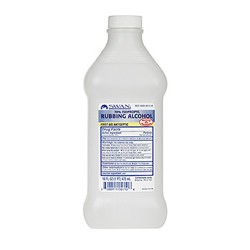 Alcohol Solution 70% 16 oz. Bottle