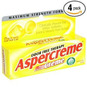 Aspercreme  1oz
