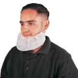 15803 White Beard Covers 1000CT