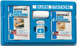SMALL SPECIALTY EMERGENCY BURN STATION EBSS-5