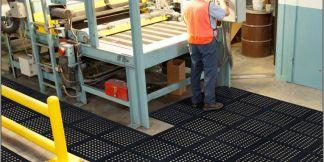 """Comfort Flow Scrape 36"""" Modular Tile Floor Mats"""