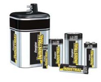 Energizer Industrial Batteries - C Alkaline batteries