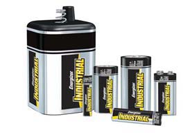 Energizer Industrial Batteries - AA Alkaline batteries