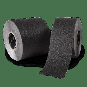 Black Heavy Duty Gator Grip Anti-Slip Tape (36-Grit), Per Roll