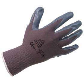 Nitrile Foam-Coated Gloves