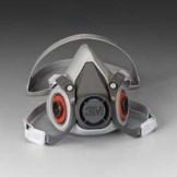 3M Half Facepiece Respirators 6000 Series, Reusable - Half Facepiece