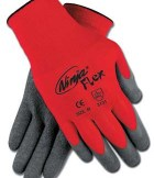 MCR N9680  Ninja Flex Latex-Coated Gloves, Pair