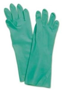 "NitriGuard 13"" Gloves - NitriGuard 11-mil gloves w/ sanitized liner"