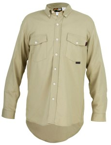 MCR S1T FR Tan Work Shirt