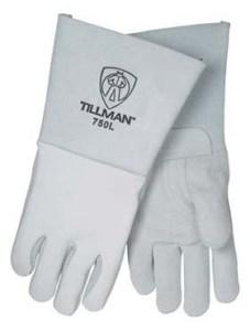 John Tillman Company 750 XL Stick Welders Gloves - Top grain elkskin welders gloves, 1 Pair