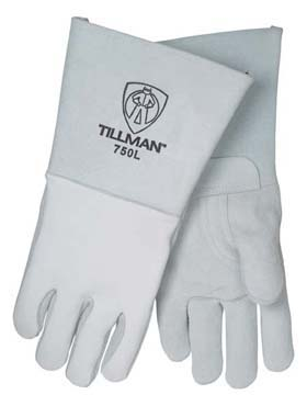 John Tillman Company 750 XL Stick Welders Gloves - Top grain elkskin welders gloves, 1 Pair