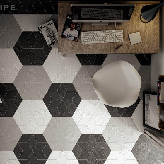 rhombus collection equipe ceramicas