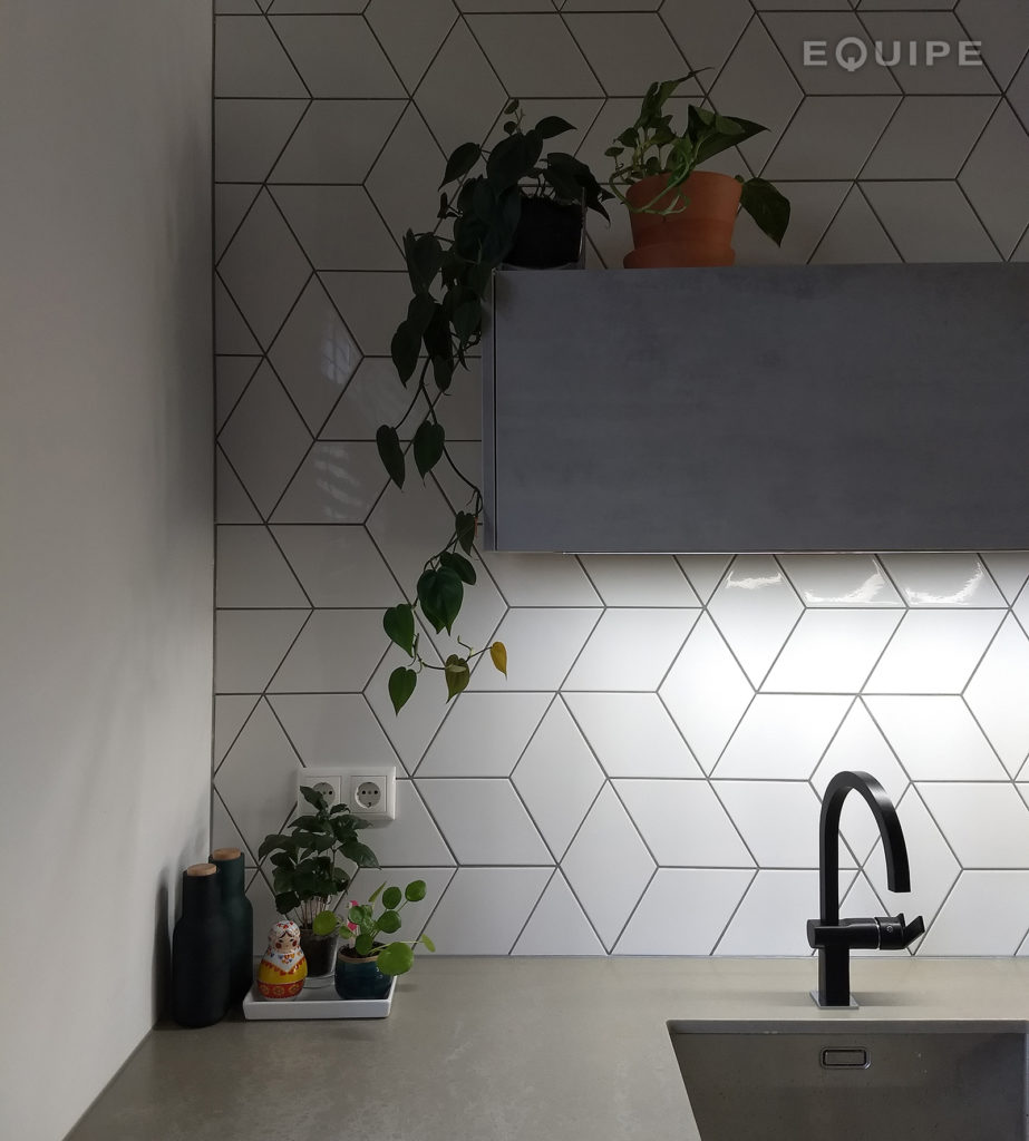 white kitchen studio coalitie equipe