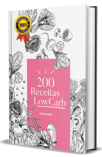 Capa e-book 200 low carb