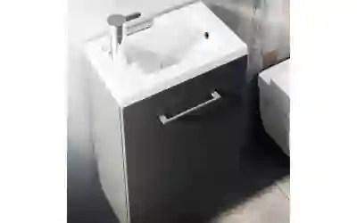 Vasque Lave Mains 40 Cm Alea Meuble