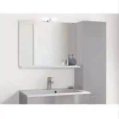 مربية استقبال البداية miroir salle de bain tablette