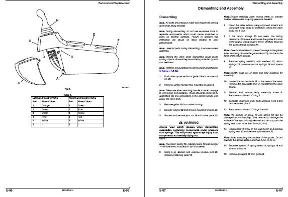 jcb operators manual pdf wiring diagrams