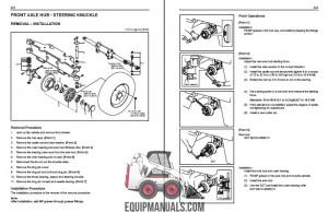 Freightliner MT35, MT45, MT55 Van Chassis Workshop Manual
