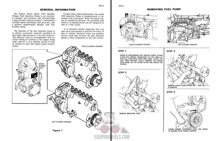 Case 970  1070 Tractor Repair Manual