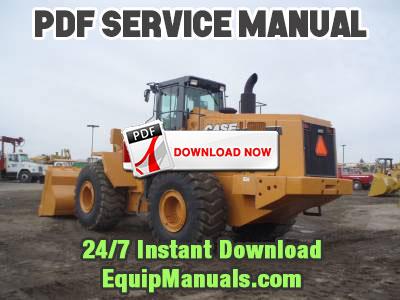 case 921c wheel loader service manual equipmanuals com rh equipmanuals com McNeilus Side Loader Kawasaki Wheel Loader Service Manual