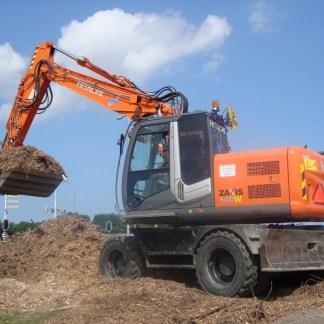 Hitachi Zaxis 140W-3 Excavator Complete Service Manual