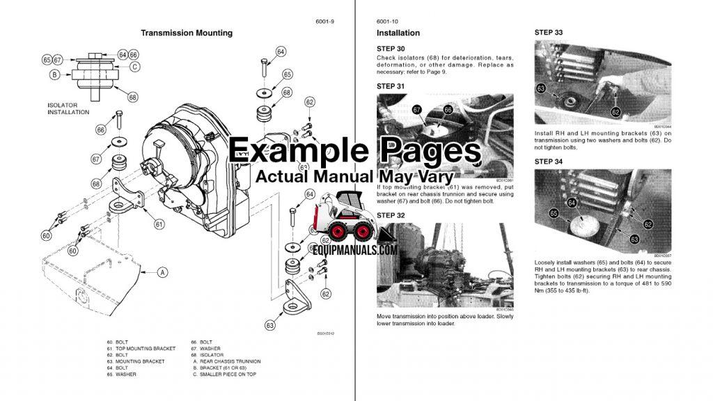 Case 621D Loader Service Manual