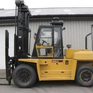 Caterpillar DP100, DP115, DP135, DP150 Forklift Complete Service Manual