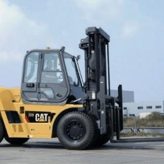 Caterpillar DP100N, DP120N, DP135N, DP150N, DP160N Forklift Complete Service Manual