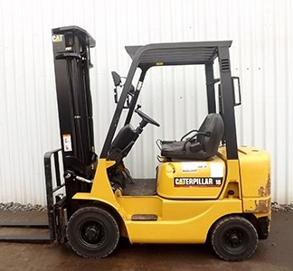Caterpillar DP15K, DP18K MC Forklift Complete Service Manual