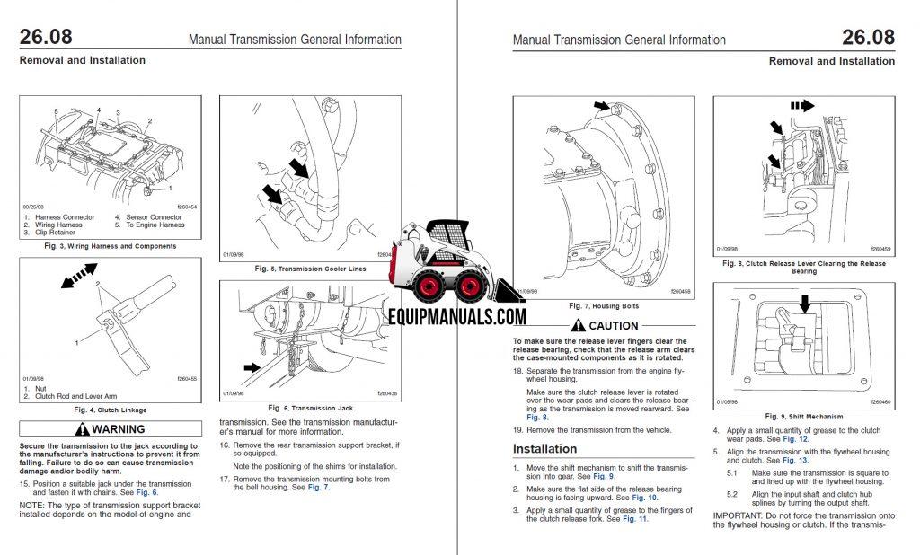 Sterling A9500, L7500, L8500, L9500 Truck Workshop Manual