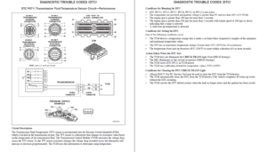 1994-1997 International T444E Engine Troubleshooting Manual