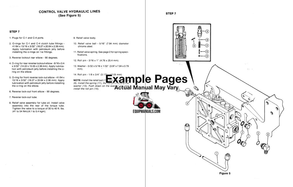 Case 2390, 2590 Tractor Service Manual