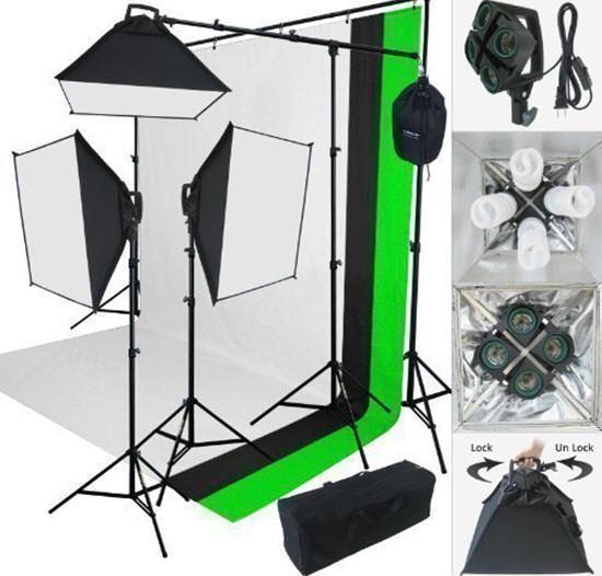 12 best photography studio lighting kit