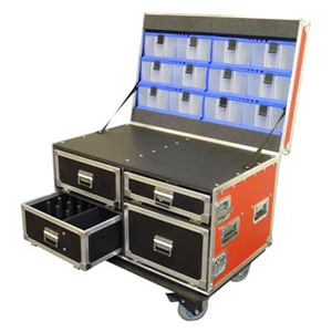Trade Shows-Events Rolling Cases