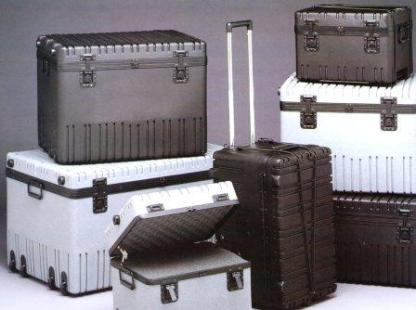 PARKER WHEELED CASE-READY TO FLY-DPRR2514-9TW