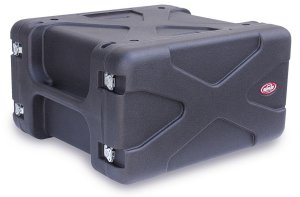 "SKB 20"" Deep 8 Unit Roto-Molded Shock Rack Cases"