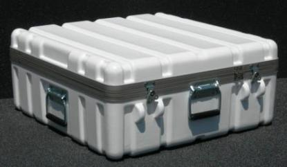 Parker Thermo Formed Plastic Shipping Case-DP2424-10 Case