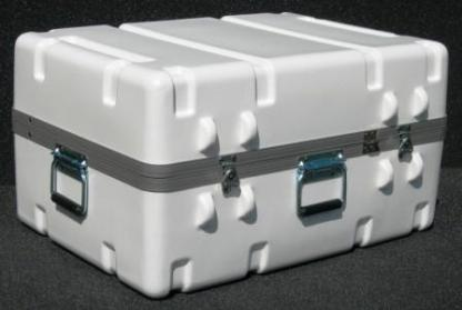 Parker Thermo Formed Plastic Shipping Case-DP2719-14 Case