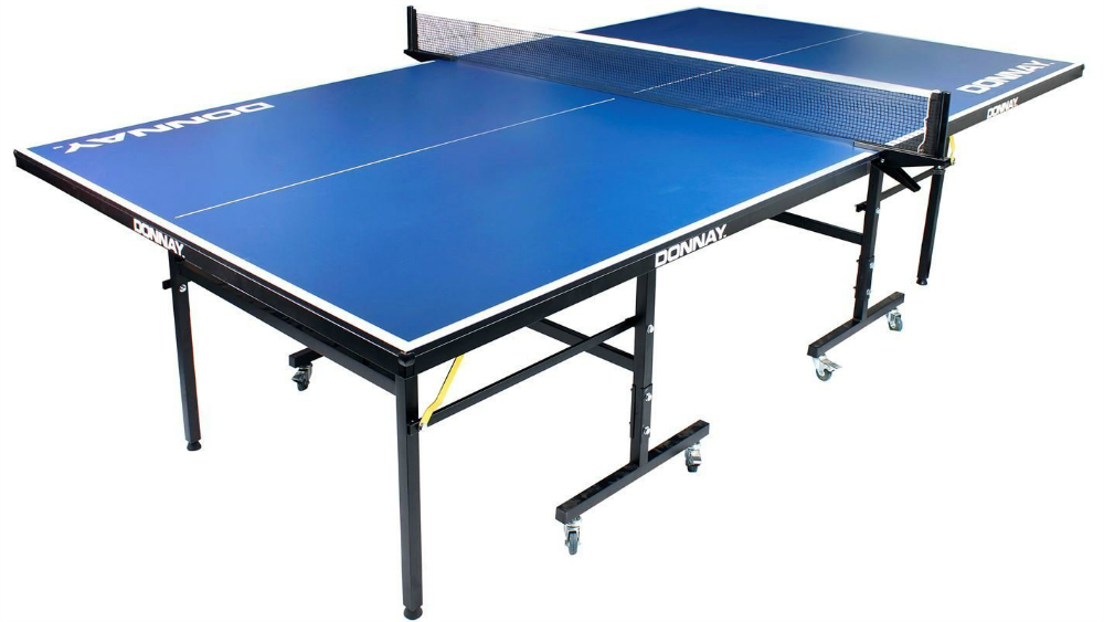 b98e6847745 Donnay Indoor Outdoor Table Tennis Table Review Image