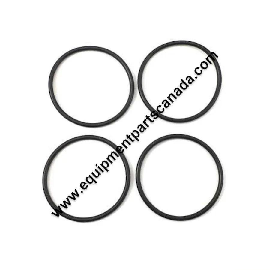 NUSSBAUM SCREW ADAPTER RUBBER RETAINER SET OF 4 PCS
