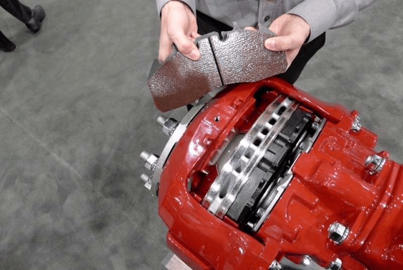 Mack Trucks intros air disc brake option for work trucks