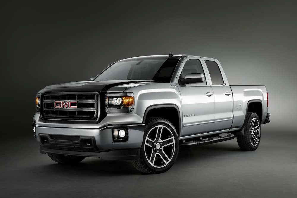 Gmc Unveils 2015 Sierra Carbon Editions With Sport Styling