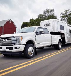 the 2017 ford f 450 platinum crew cab 4x4 class 3 dual rear  [ 2000 x 1333 Pixel ]