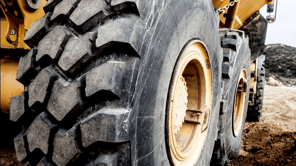 Trelleborg launches 4 lines of heavy equipment tires in US